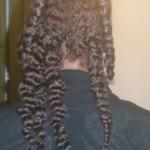 Braidout w/ 4 braids – 2 days
