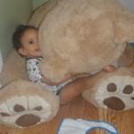 My Baby!!! *waaaaiiiillll*