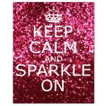 I Just Sparkle On….#SparklingTruth