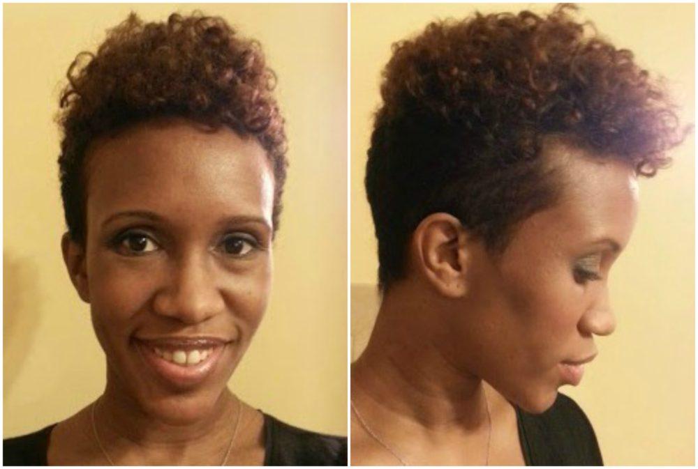 Tapered Haircut Women Long Tapered-natural-hair-cut-
