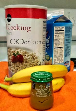 nourishment fixins