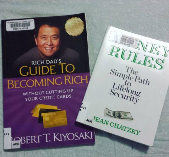 blah money books