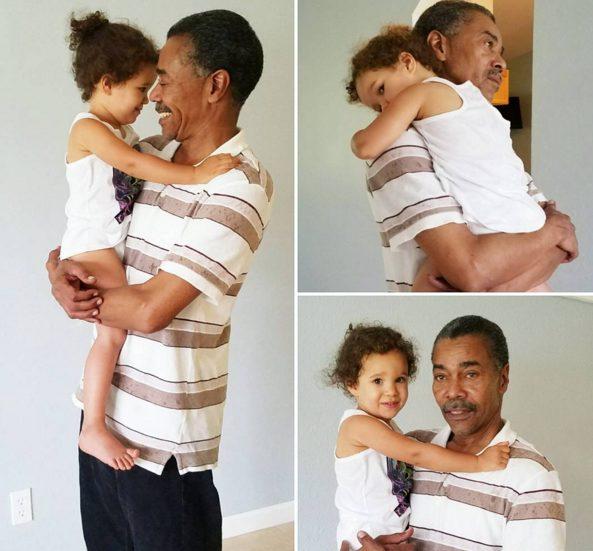 daddy and kaya