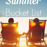 Summer Bucket List for Stress-Free Family Fun