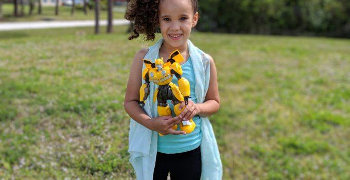 Bring Bumblebee Home on DVD/Blu Ray #giveaway